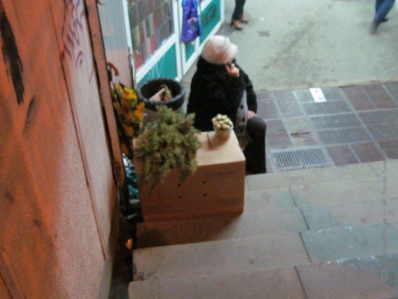 В Симферополе под носом у милиции торгуют подснежниками (ФОТО), фото-4