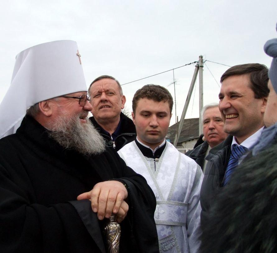 Шишацкий, Лукьянченко и Близнюк не рискнули окунуться в «Донецкую Иордань», но орден донецкий губернатор получил (фото), фото-3