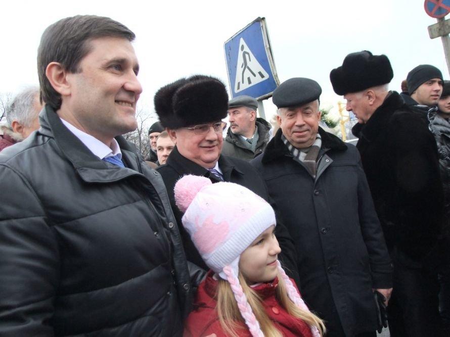 Шишацкий, Лукьянченко и Близнюк не рискнули окунуться в «Донецкую Иордань», но орден донецкий губернатор получил (фото), фото-4