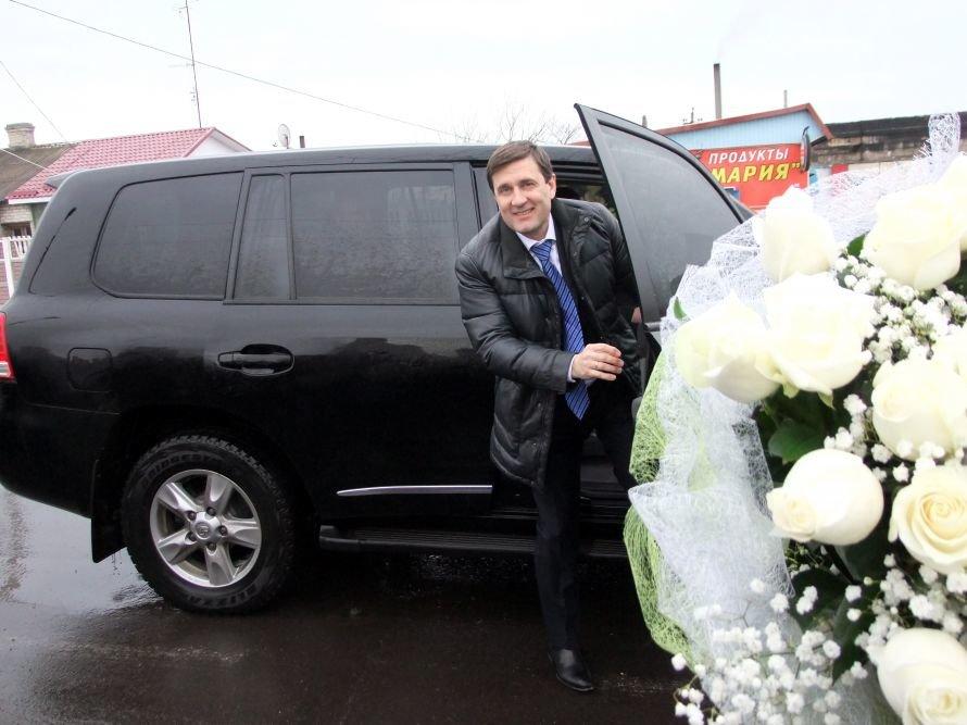 Шишацкий, Лукьянченко и Близнюк не рискнули окунуться в «Донецкую Иордань», но орден донецкий губернатор получил (фото), фото-1