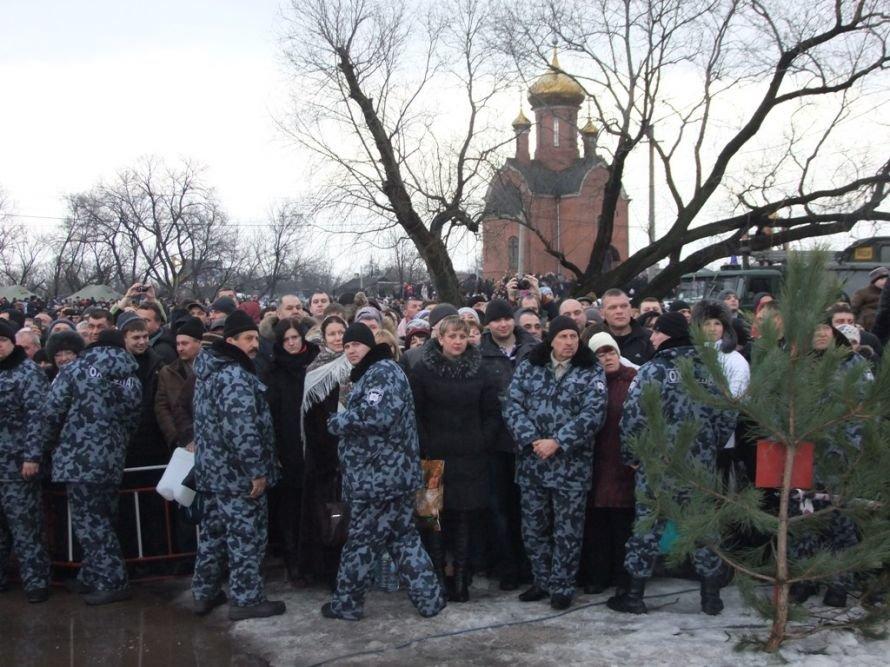 Шишацкий, Лукьянченко и Близнюк не рискнули окунуться в «Донецкую Иордань», но орден донецкий губернатор получил (фото), фото-6