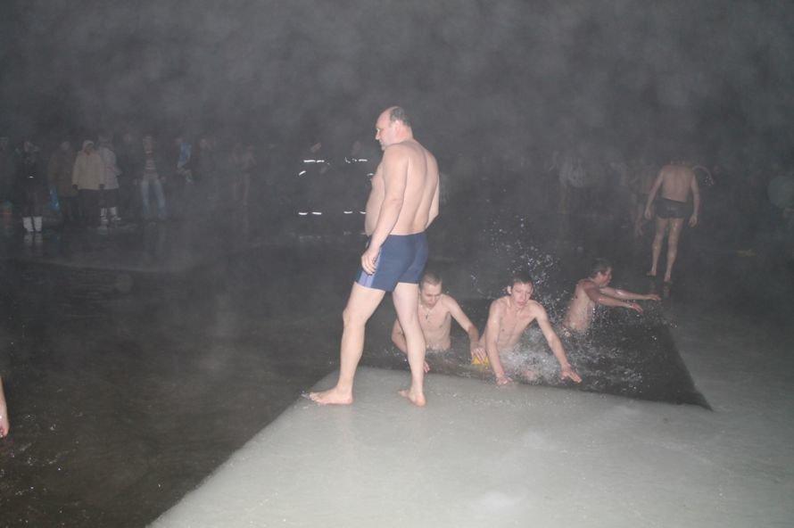 Артемовцы окунулись в крещенскую купель (ФОТО), фото-5