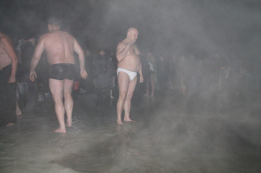Артемовцы окунулись в крещенскую купель (ФОТО), фото-7