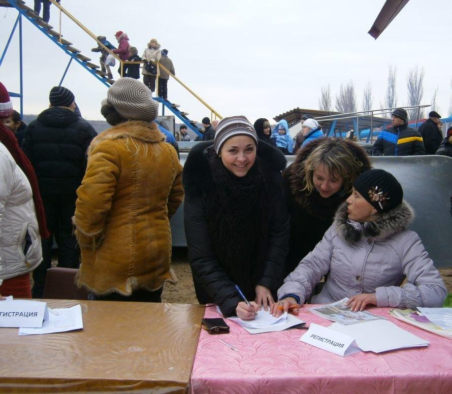 регистрация купающихся