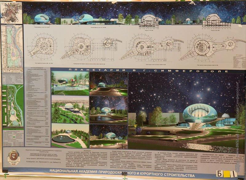 В Симферополе предлагают построить планетарий и центр моды (ФОТО), фото-3