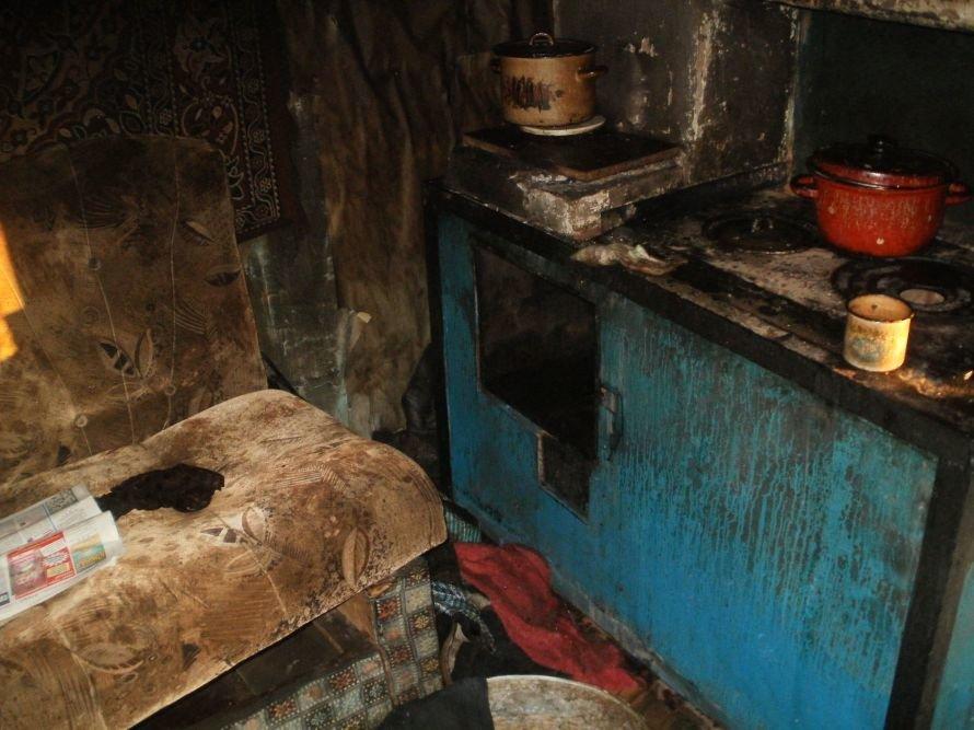 На Кировоградщине умер мужчина, который пострадал в результате пожара, фото-1