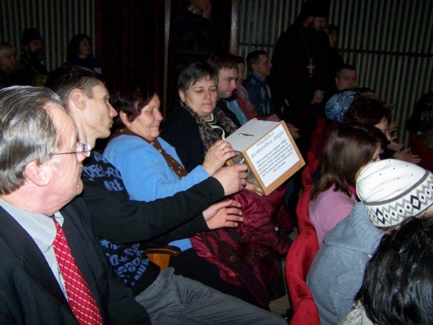 У Житомирі відбувся благодійний вечір колядок, фото-2