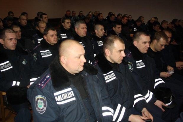 В Кременчуге усилено патрулирование улиц за счёт личного времени милиционеров, фото-1
