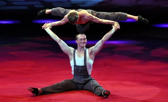Украинцы завоевали цирковой Оскар в Монте-Карло, фото-1