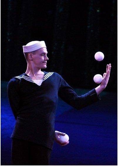 Украинцы завоевали цирковой Оскар в Монте-Карло, фото-2