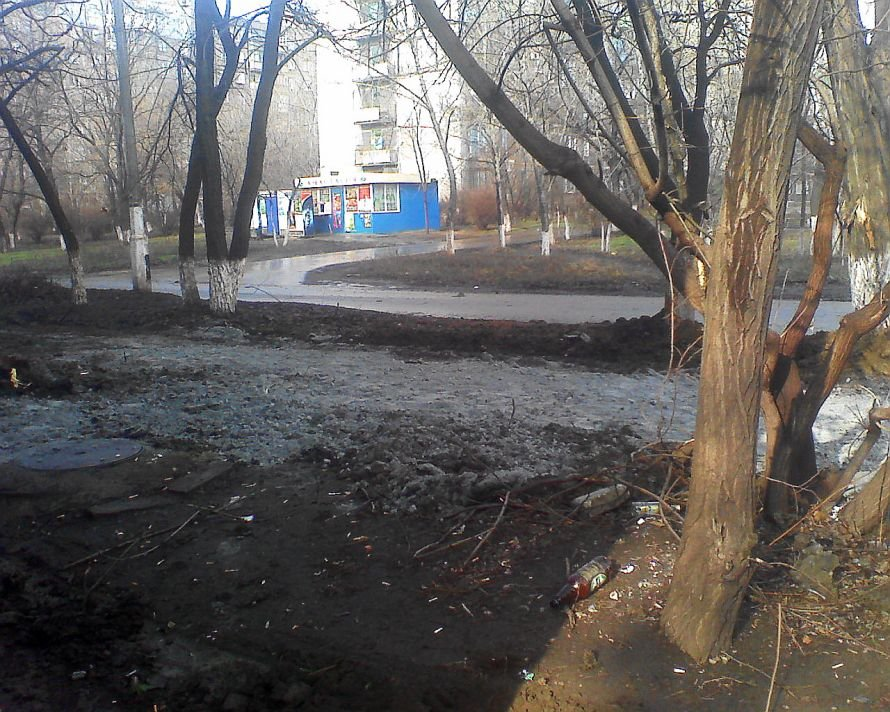 В Мариуполе «кашу» на Сеченова «сдобрили» шлаком (ФОТО), фото-3