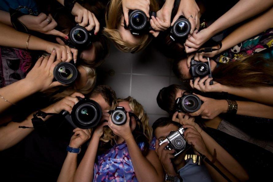 В Мариуполе за месяц обещают из каждого любителя сделать профессионального фотографа, фото-3
