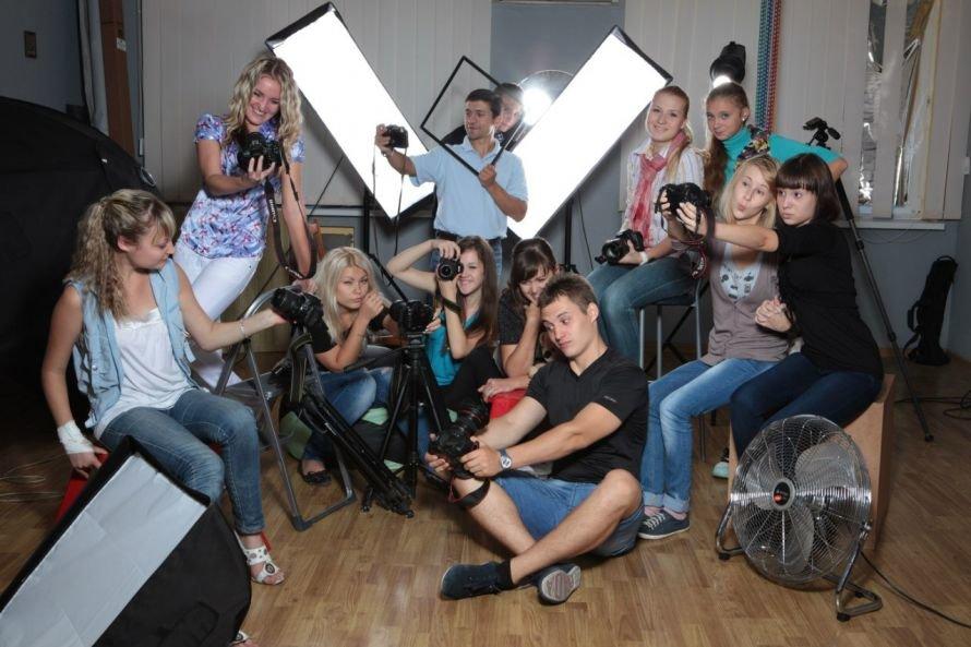 В Мариуполе за месяц обещают из каждого любителя сделать профессионального фотографа, фото-2