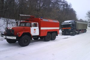 За сутки МЧСники Полтавщины выручили из беды 95 граждан и 34 автомобиля, фото-1