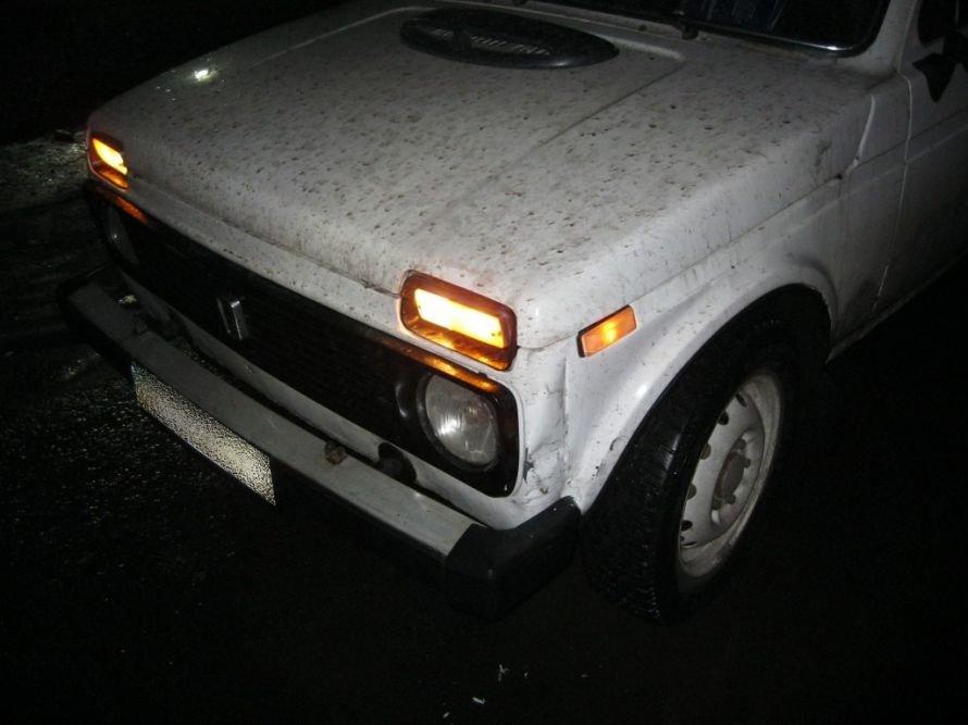 В Доброполье можно попасть в ДТП, даже будучи припаркованным, фото-2