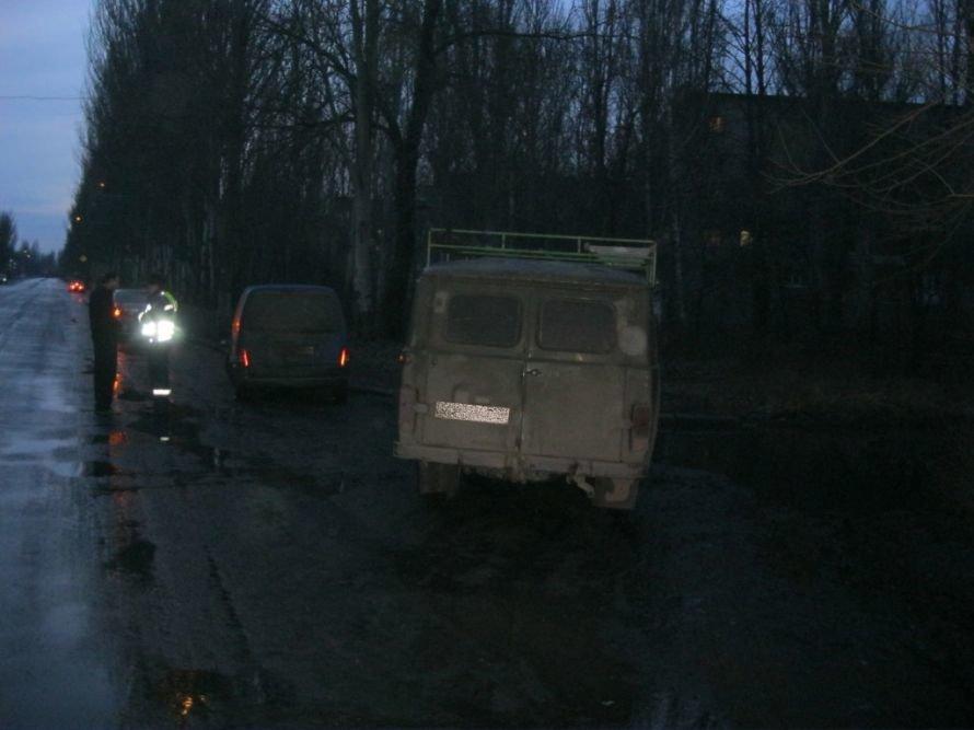 В Доброполье можно попасть в ДТП, даже будучи припаркованным, фото-3