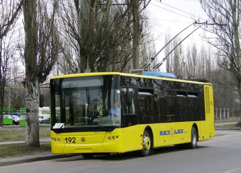Новые троллейбусы появятся на маршрутах Кременчуга уже в феврале, фото-1
