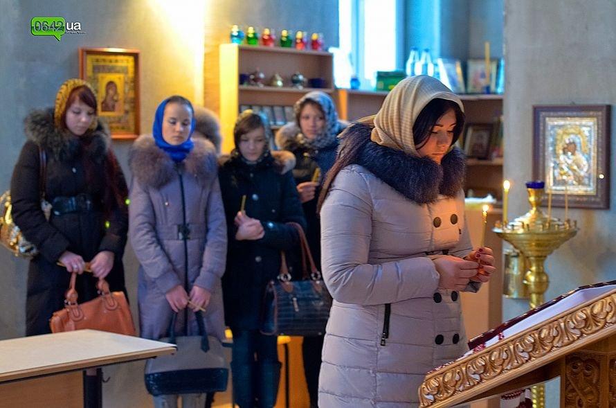 Как студенты Луганского национального университета отмечают Татьянин день (ФОТО), фото-5
