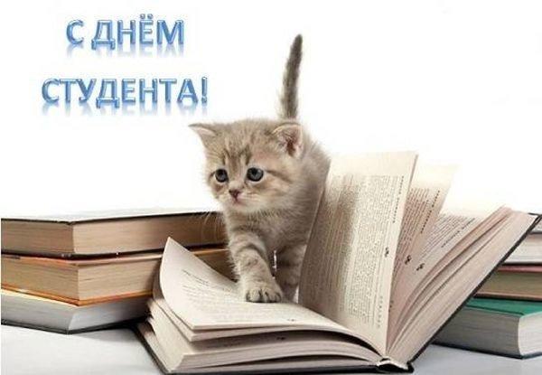 Донецкие студенты отмечают Татьянин день в социальных сетях, фото-1