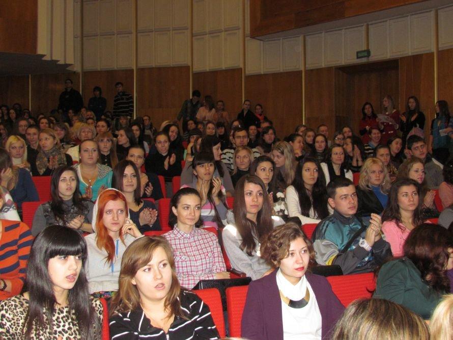 В МГУ в Татьянин день студенты стали обладателями стипендий Бойко и Матвиенкова (ФОТО), фото-1