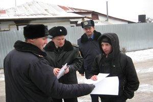 Кременчугские спасатели вместе с милицией проводят профилактические рейды в частном секторе, фото-1