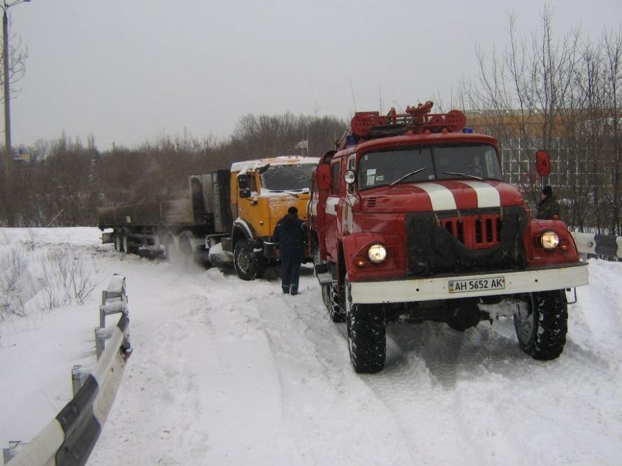 Снег трасса 2