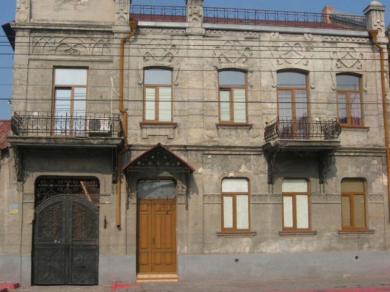 дом графа Мисаксудия