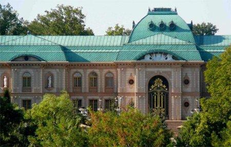 Имение Ахметова в Ботаническом саду Донецка раньше принадлежало убитому Яношу Кранцу?, фото-1