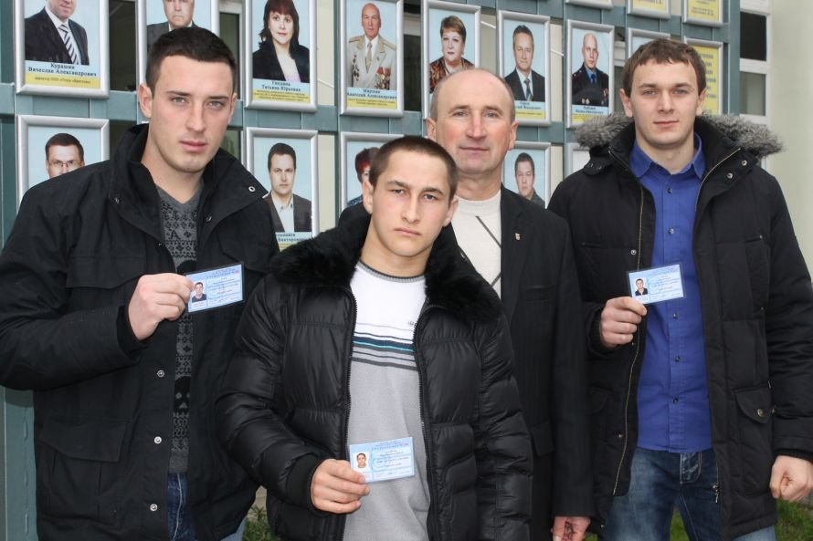 Трое ялтинских самбистов получили удостоверения «Мастера спорта Украины», фото-1