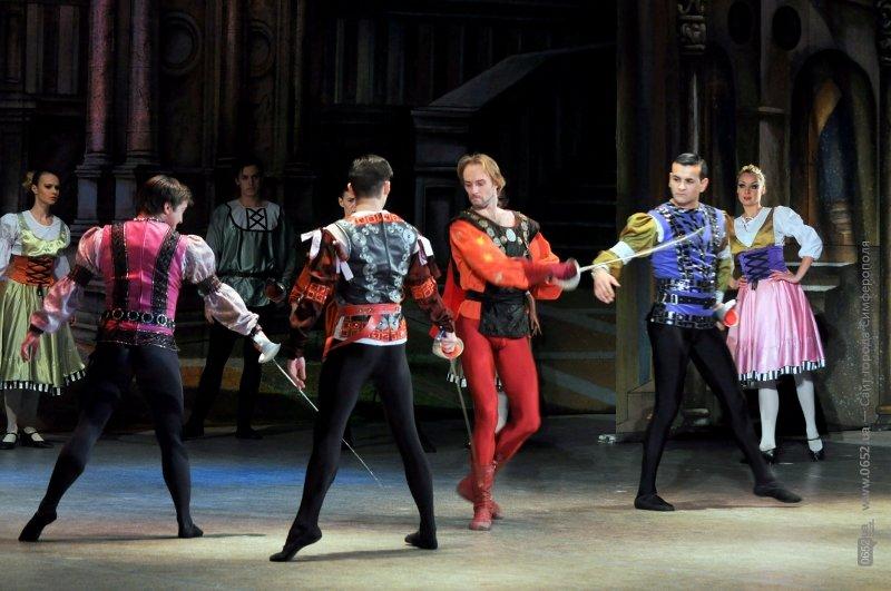 балет 035