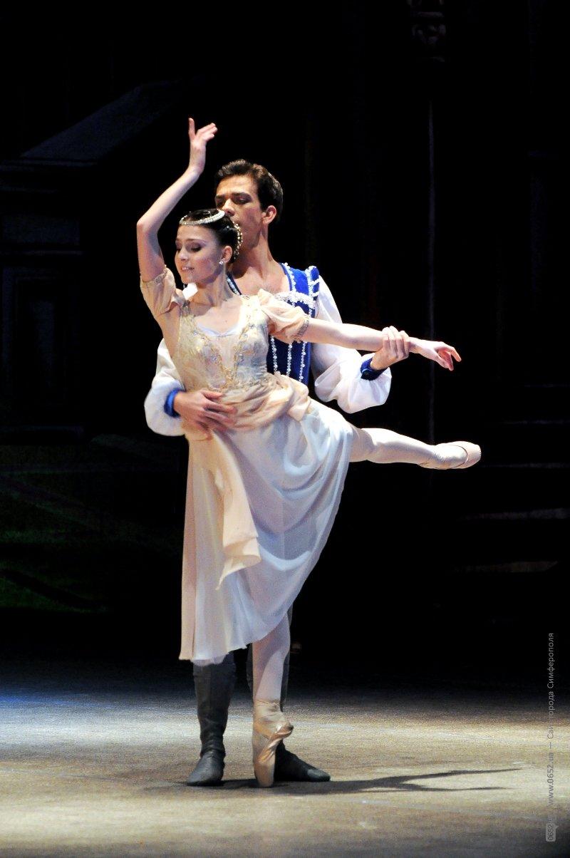 балет 118