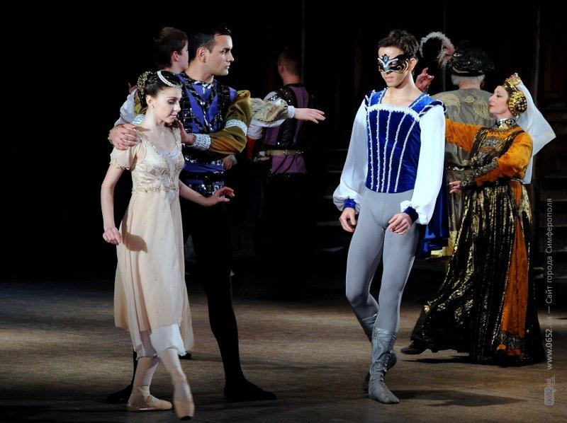 балет 102