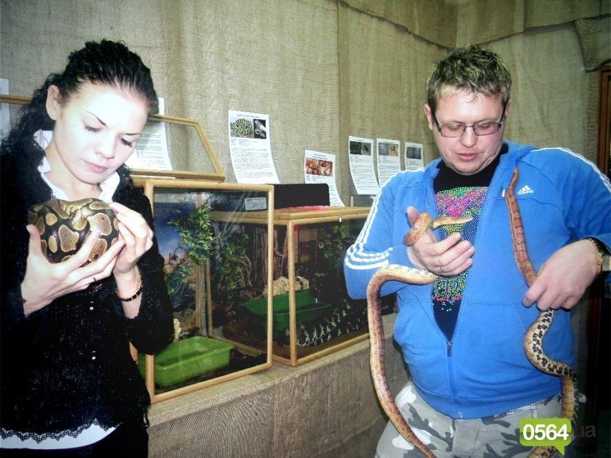 В проекте «Лица»: Дмитрий и Светлана Бычковские, питониха Машенька и нильский крокодил Данди (ФОТО), фото-4