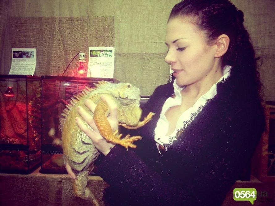 В проекте «Лица»: Дмитрий и Светлана Бычковские, питониха Машенька и нильский крокодил Данди (ФОТО), фото-2