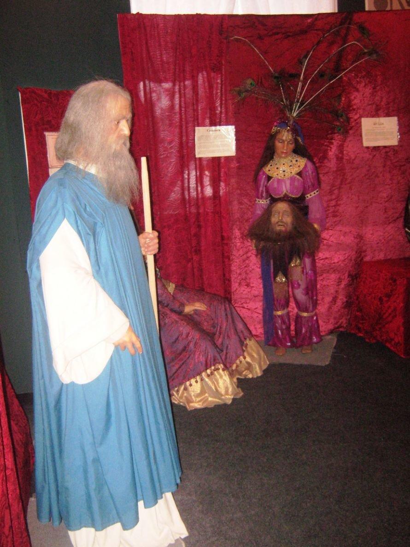 В Красноармейском музее поселились восковые фигуры, фото-2