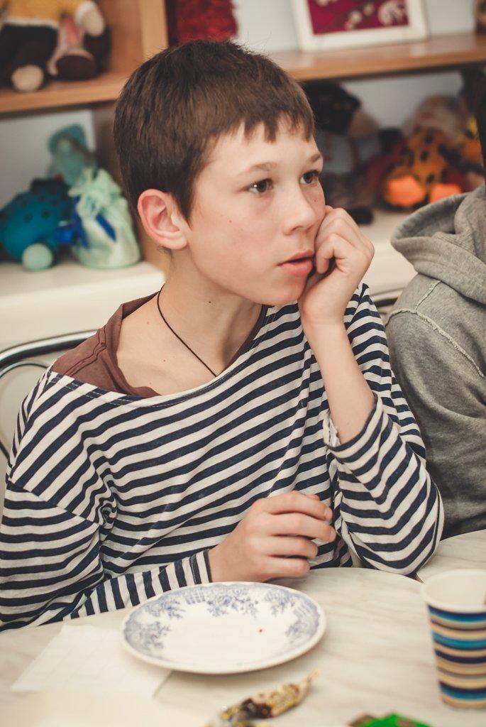 Воспитанники криворожского детского дома №3 побывали в «Стране чудес» (ФОТО), фото-7
