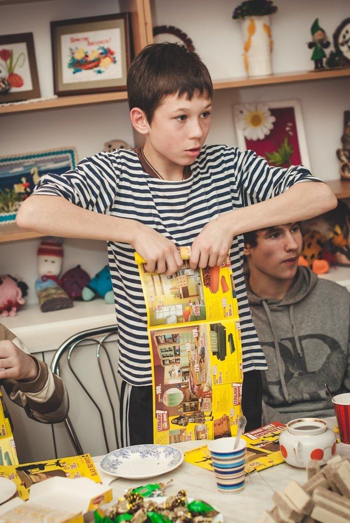 Воспитанники криворожского детского дома №3 побывали в «Стране чудес» (ФОТО), фото-5