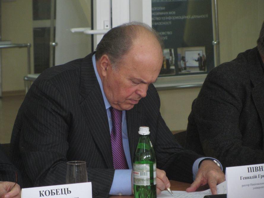 У днепропетровских вузов много проблем, но мы будем стараться их решить, - губернатор Колесников, фото-3