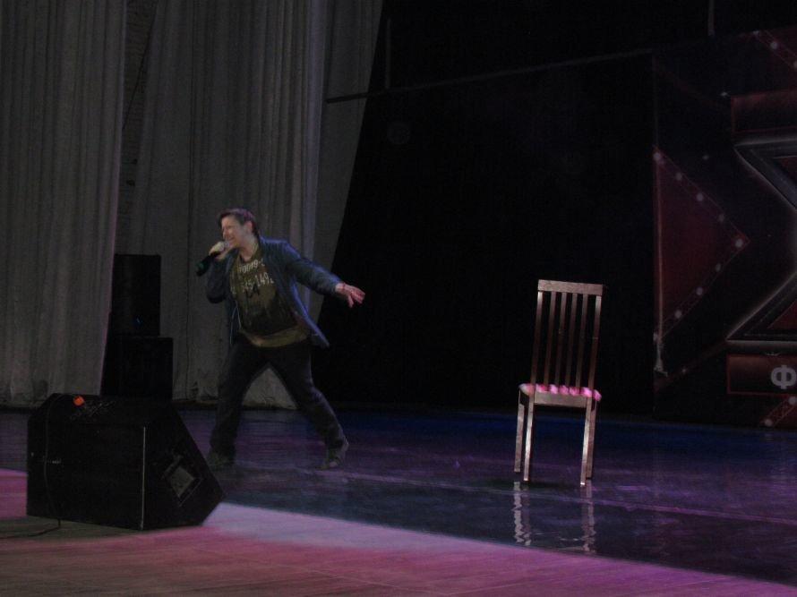 «Х фактор» в Мариуполе «взорвал» сцену дворца Металлургов (ФОТО), фото-13