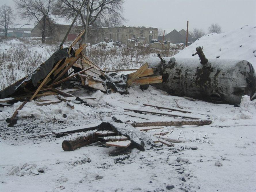 На копанке в Горловке погиб молодой парень, фото-1