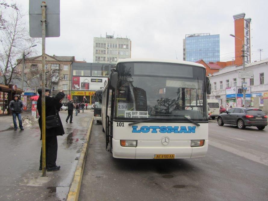 Днепропетровские журналисты протестировали немецкие автобусы (Фото), фото-1