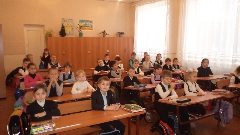 Мариупольские первоклашки доказали, что добру все возрасты покорны (ФОТО), фото-6