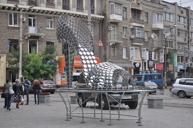 Взуттєвий пам'ятник Тернополя має побратимів в інших містах  України (фото), фото-3