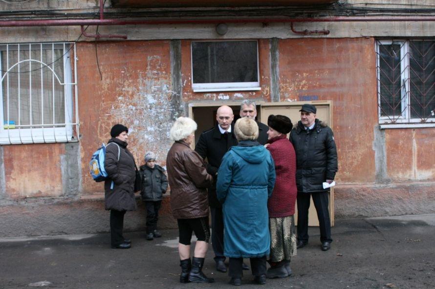 Глава облсовета проверил, как днепропетровцы утепляют свои дома, фото-1