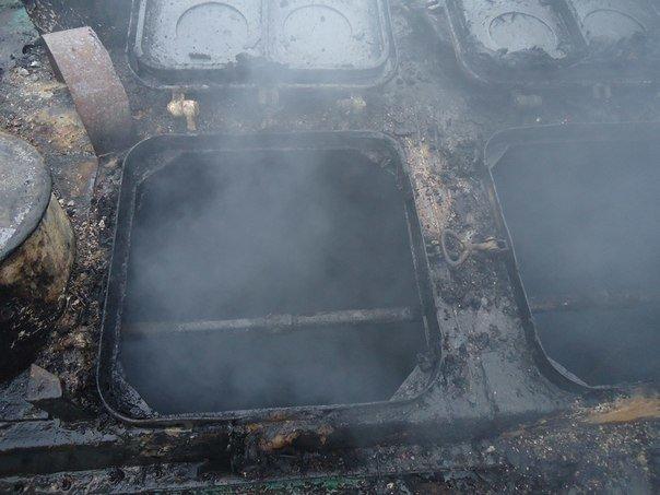 В Херсоне загорелся сухогруз «Корстень» (ФОТО, ВИДЕО), фото-1