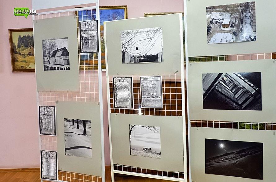 В Луганске открылась выставка посвященная зимнему одиночеству (ФОТО), фото-2