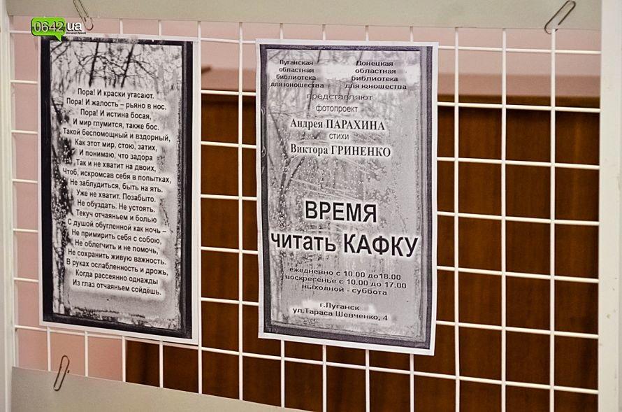В Луганске открылась выставка посвященная зимнему одиночеству (ФОТО), фото-7