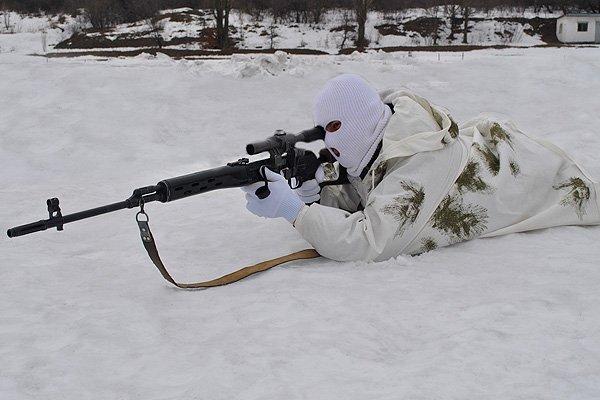 Мариупольские снайперы провели учебный сбор (ФОТО), фото-5
