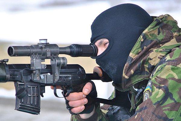 Мариупольские снайперы провели учебный сбор (ФОТО), фото-1