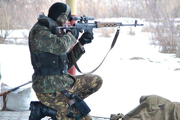 Мариупольские снайперы провели учебный сбор (ФОТО), фото-6